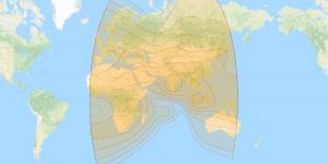 Intelsat 20 at 68 5°E - LyngSat Maps